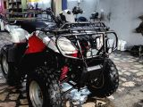 Temiz Kanuni 150 U ATV 2015 Model Of Road Aracı