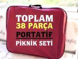 38 Parça Piknik Seti